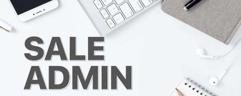 Sales Admin