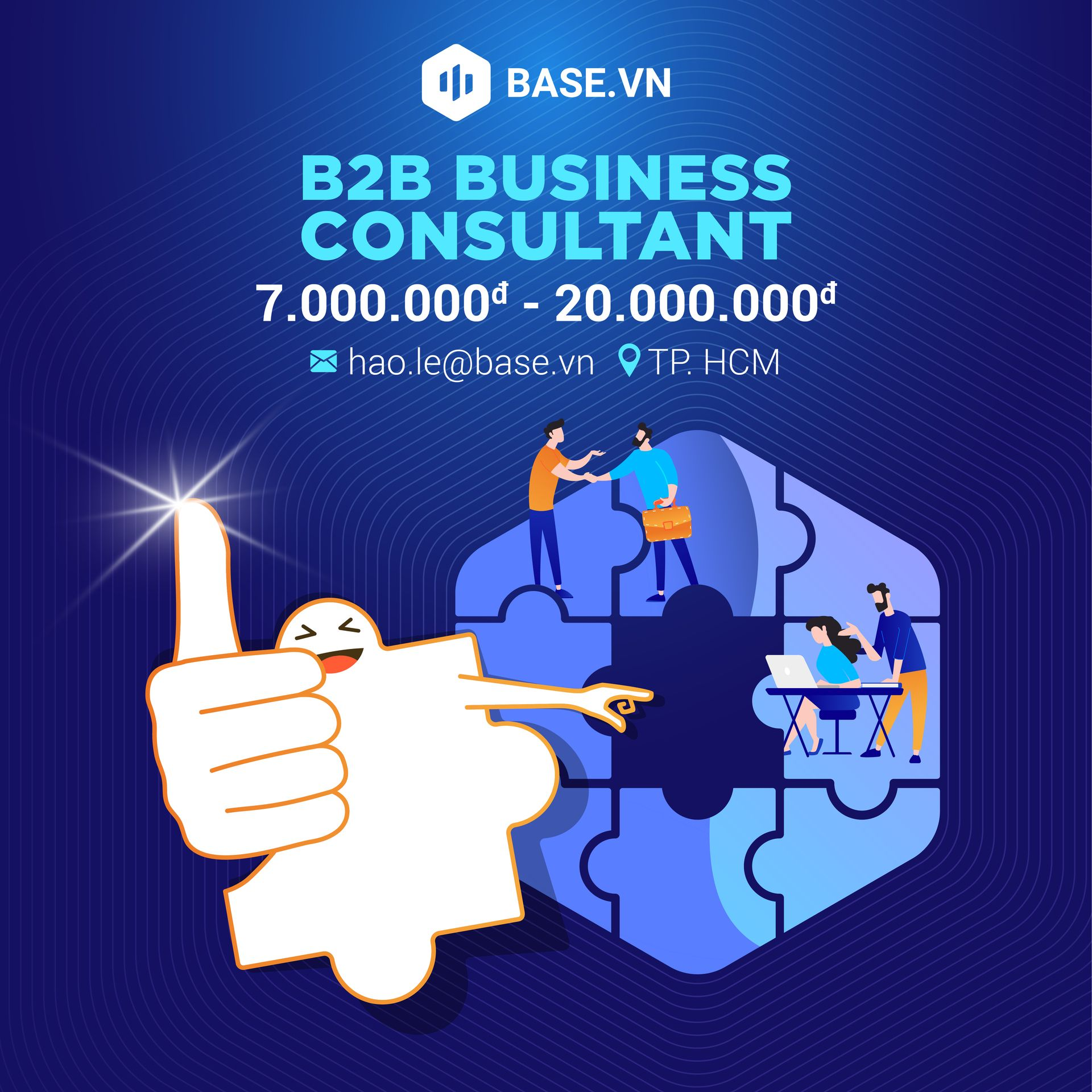 B2B Consulting Sales
