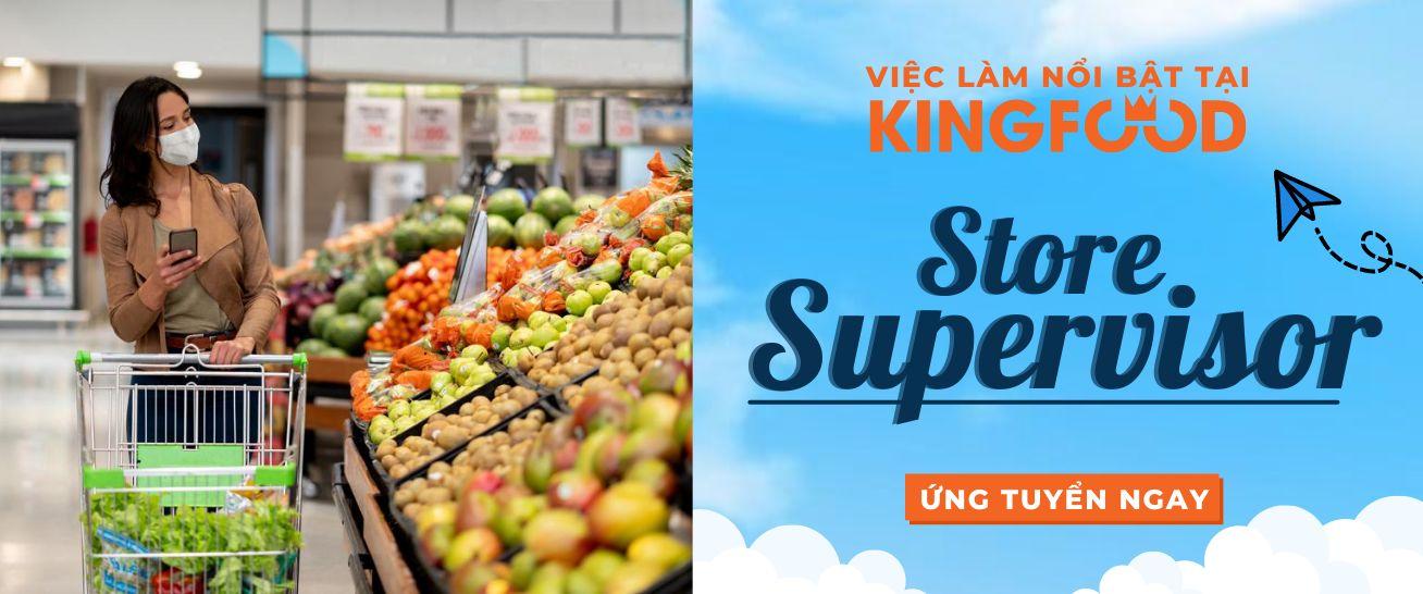 CỬA HÀNG PHÓ | Kingfood Market Q7, Q10, Tân Bình