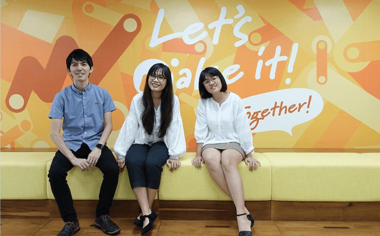 Accelerator - Người gắn kết team Nhật Bản và Việt Nam