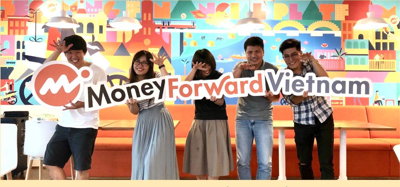 Bí quyết xây dựng một tổ chức đậm chất Money Forward tại Việt Nam