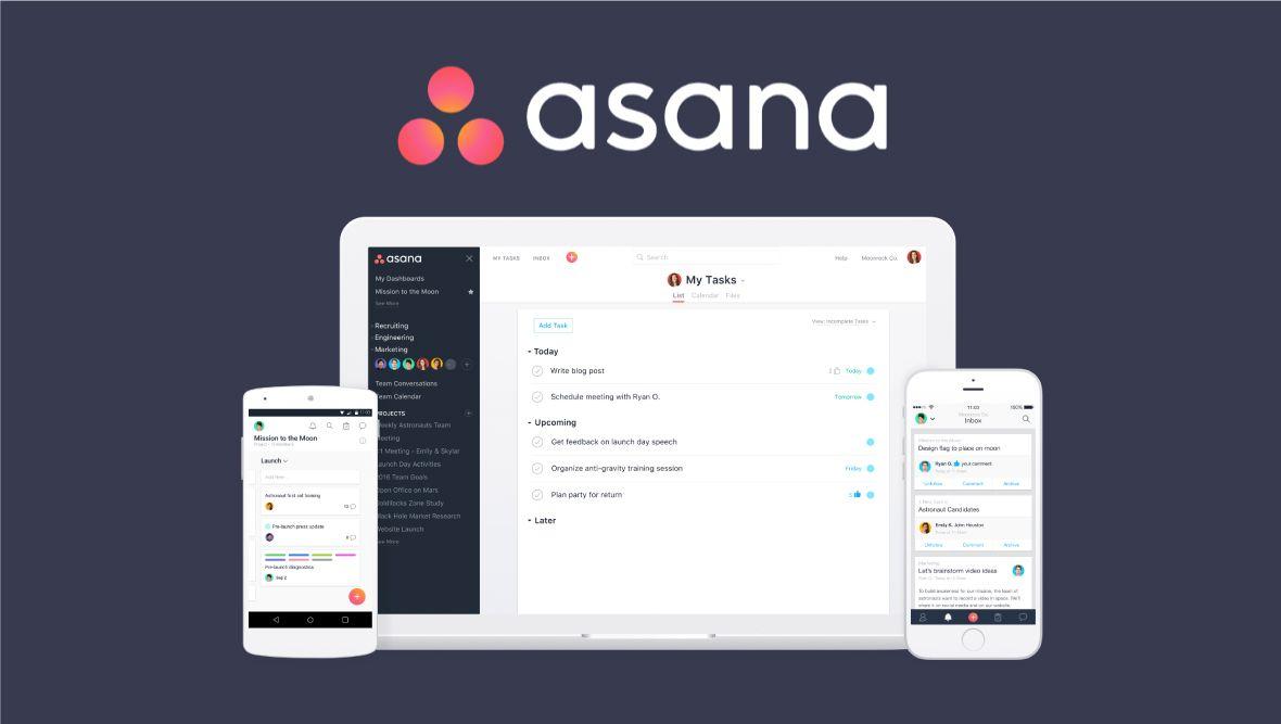 Asana là gì? Phần mềm Asana phù hợp với doanh nghiệp như thế nào?