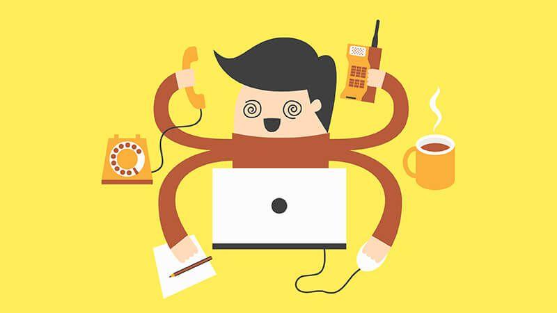 Quản lý đa tác vụ (Multitask): Những điều bạn có thể chưa biết?