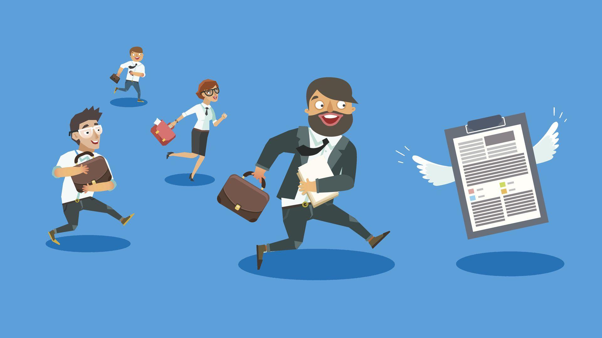 Hiệu quả làm việc thấp: Lỗi tại nhân viên hay công cụ quản lý?