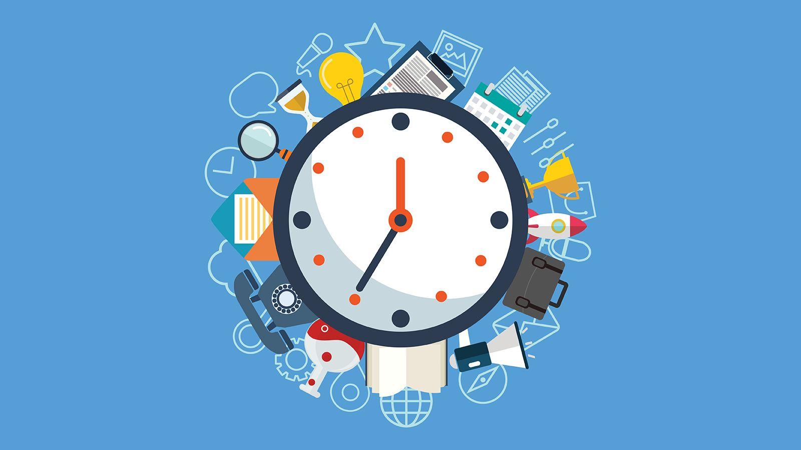 4 lời khuyên giúp bạn cải thiện việc quản lý thời gian trong mùa nghỉ lễ này