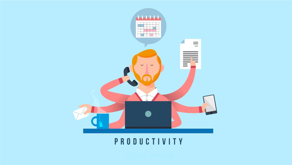 Mách bạn cách làm tăng 150% năng suất làm việc của nhân viên