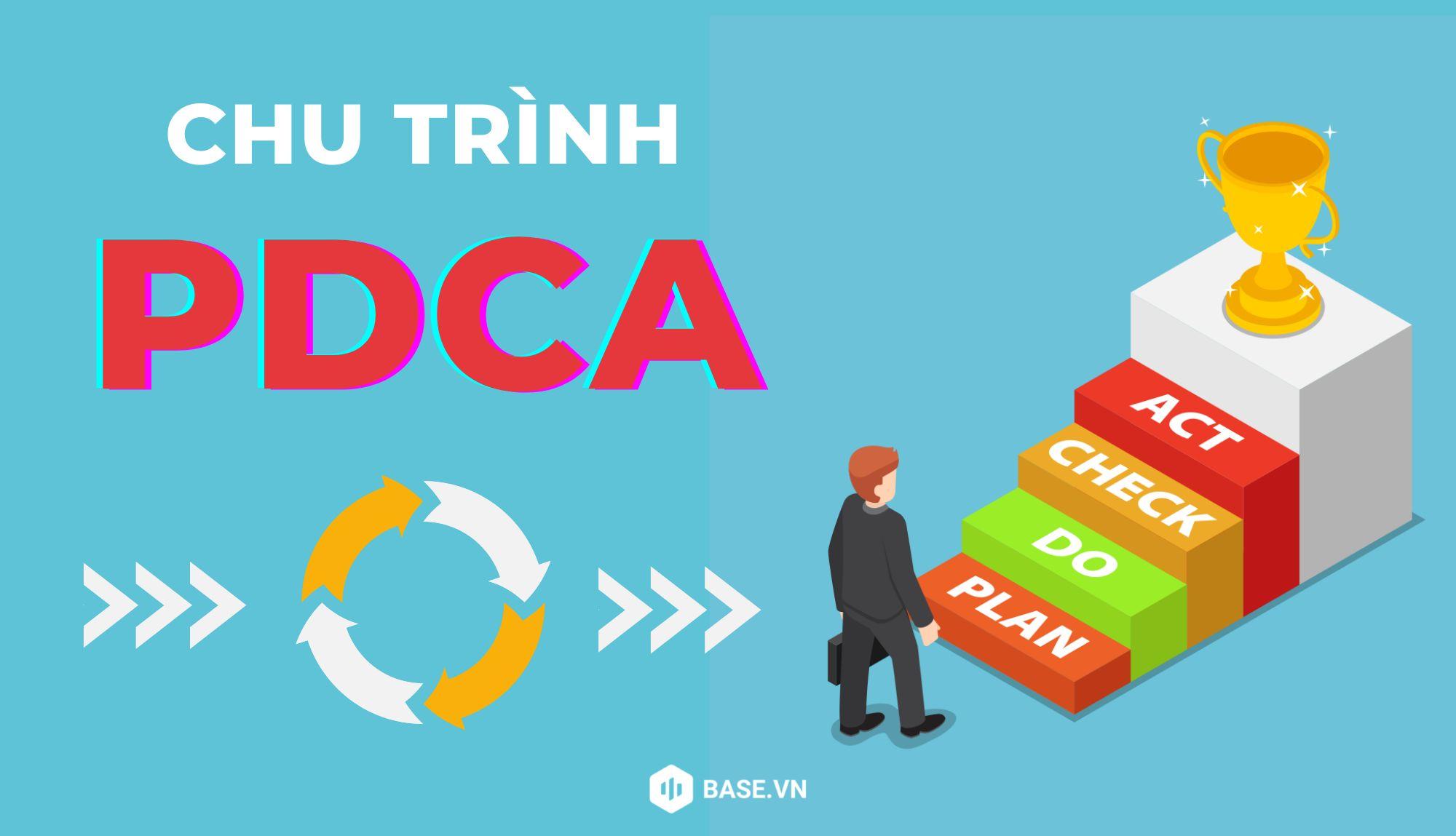 PDCA là gì? Phương pháp cải tiến liên tục và tinh gọn doanh nghiệp bạn có thể áp dụng ngay hôm nay