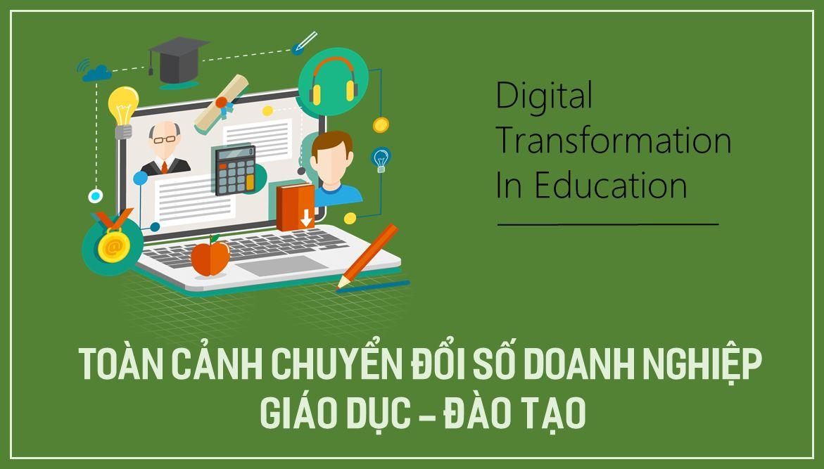 Bức tranh chuyển đổi số cho các doanh nghiệp giáo dục Việt Nam