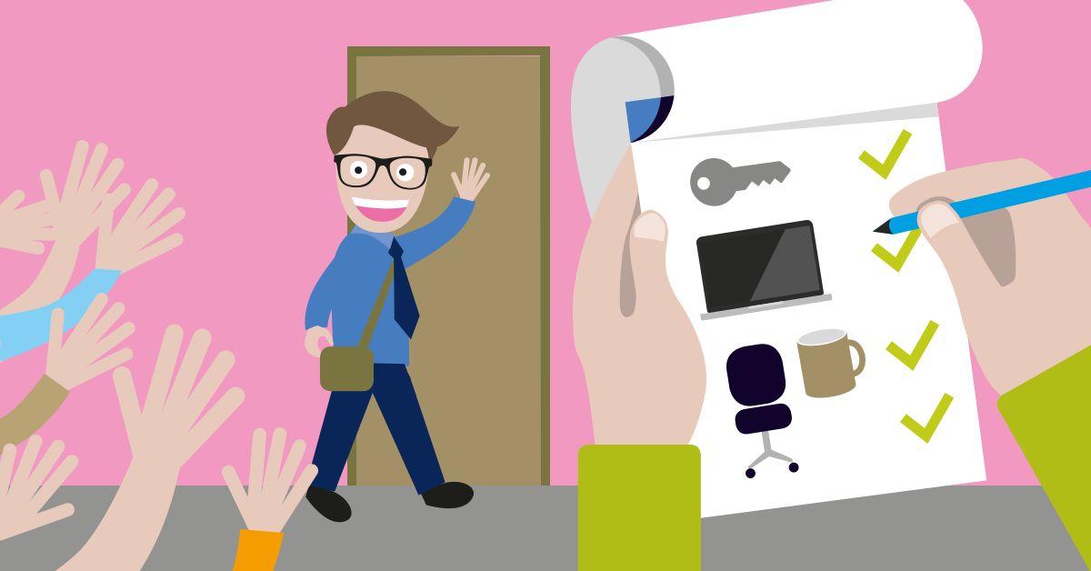Xây dựng quy trình nghỉ việc: Thủ tục giấy tờ và các bàn giao cần thiết cho nhân viên cũ