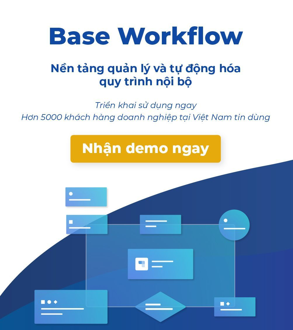 Base Resources - Kiến thức, kinh nghiệm, tài liệu quản trị doanh nghiệp cho kỷ nguyên số