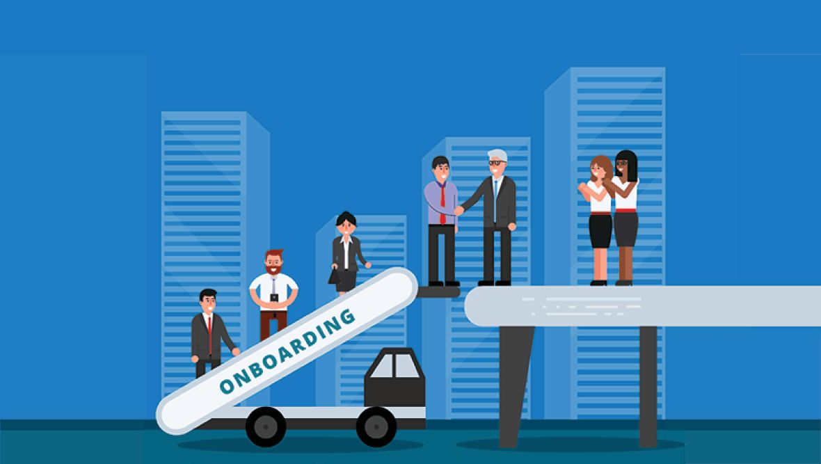 Hướng dẫn bạn cách triển khai quy trình onboarding cho nhân viên mới