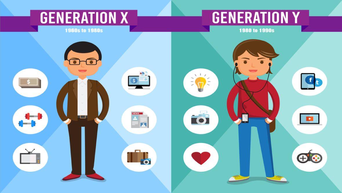 Bạn biết gì về thế hệ X và cách họ đang thay đổi toàn cảnh bức tranh việc làm?